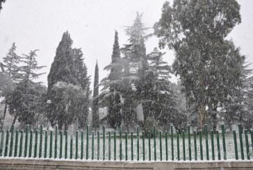 Gelo e neve, avviso di preallarme della Protezione Civile