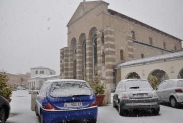 Arriva Buran, a Latina prevista una minima di -3°. Non si esclude la neve