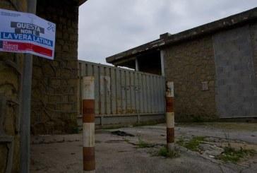 Trovato un cadavere alla ex Svar di Latina