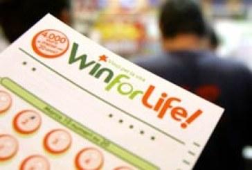 """Formia, """"Win for life"""" vincente: 6.000 euro per 20 anni"""
