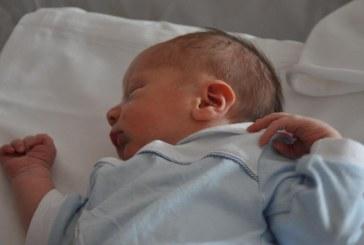 Fiocco azzurro, è nato Lorenzo Cusumano