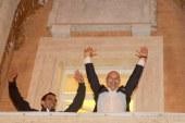 """Di Giorgi vince, Moscardelli sfiora l'impresa. Bufala """"fasciocomunista"""""""