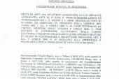 """Brogli elettorali, presentata una denuncia: """"Voti nulli a Di Giorgi"""""""