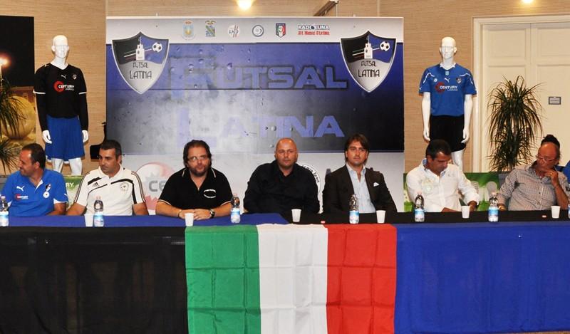 century_futsal_latina_presentazione