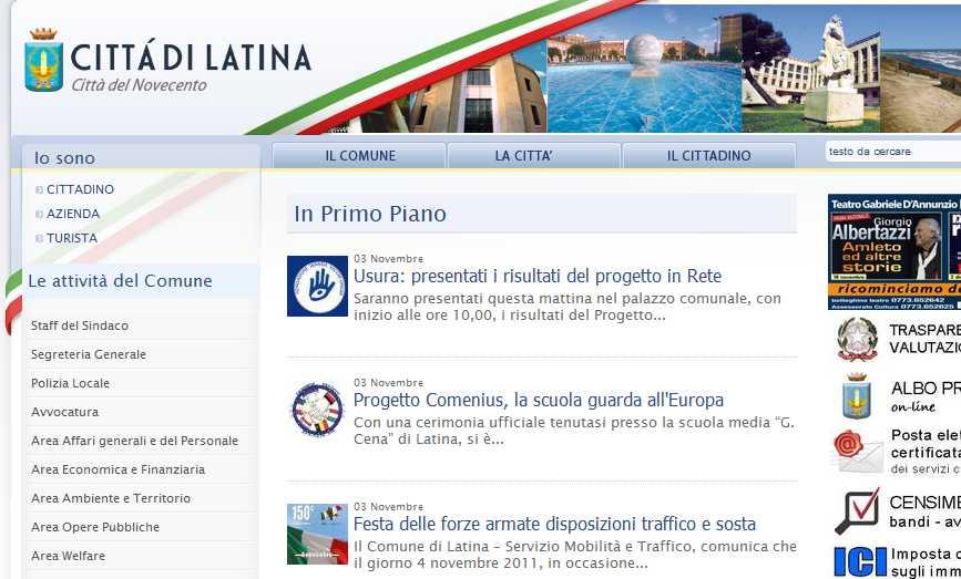 comune-latina-sito-istituzionale-678322255