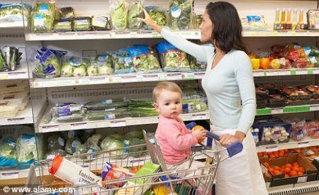 mamma-spesa-latina-bimbo-supermercato