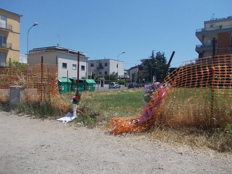 fiori incidente- via villafranca