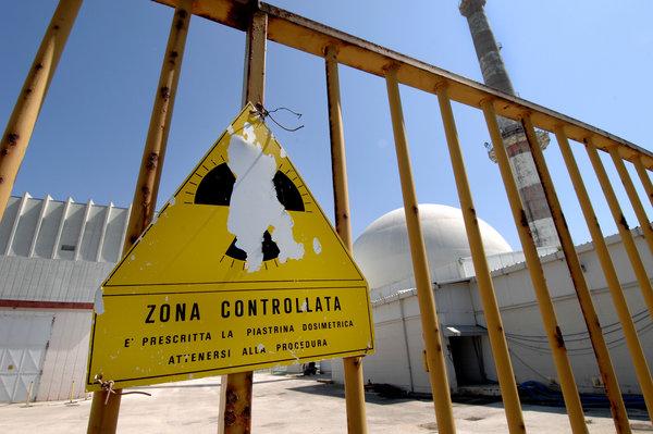 CENTRALE ELETTRO NUCLEARE GARIGLIANO
