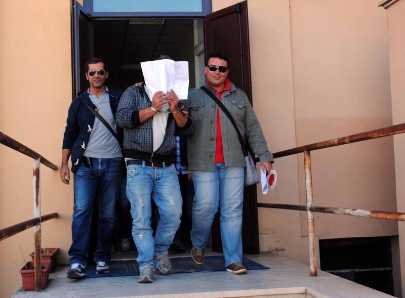 arresti investimento via romagnoli