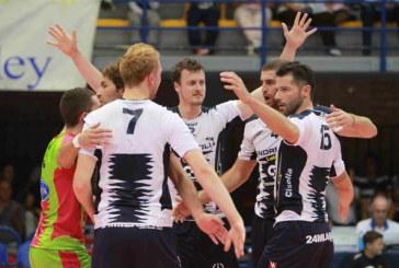 Volley, l'Andreoli affronta il Sofia