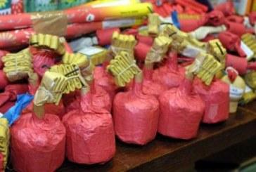 Latina, sequestrati 52 kg di botti illegali