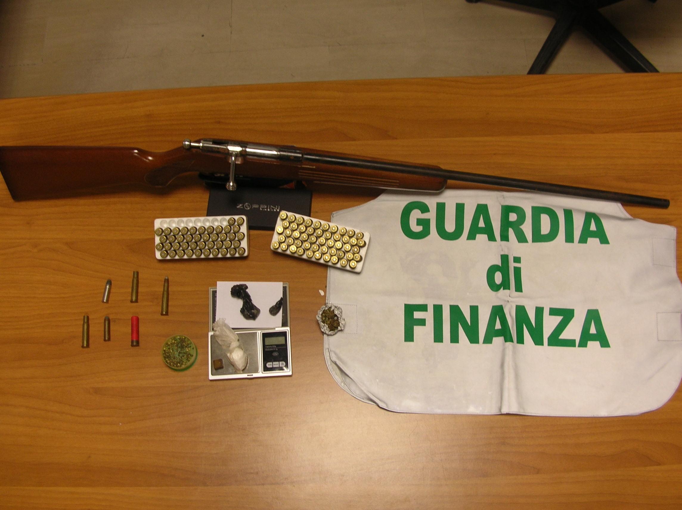 armi e droga_sabaudia
