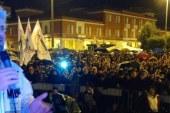 Beppe Grillo accende le piazze a Latina e Pomezia