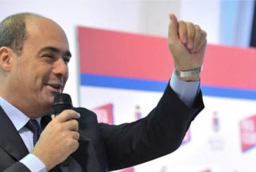 VIDEO Elezioni, Zingaretti festeggia la vittoria: Straordinaria rimonta nel voto