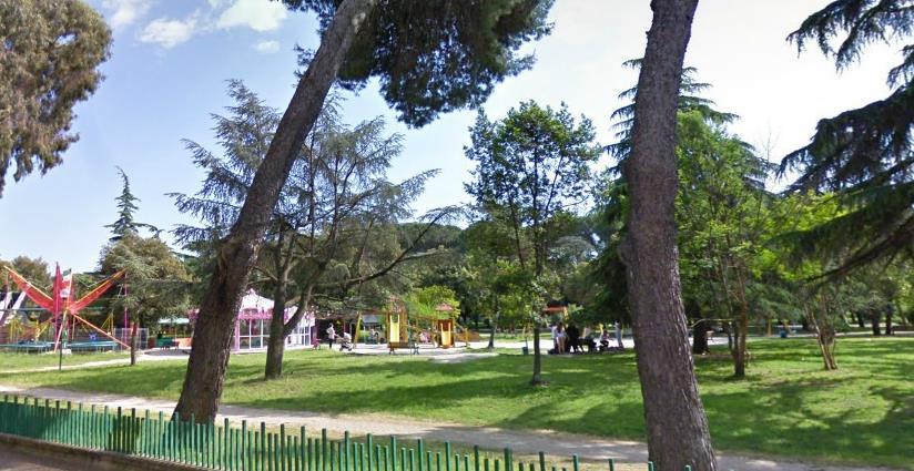 Latina, un percorso permanente di running all'interno dei giardini pubblici