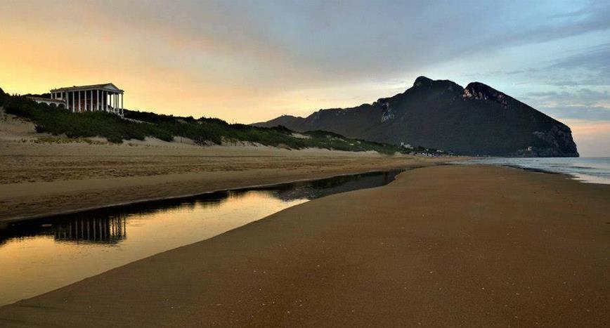 Matrimonio Spiaggia Circeo : La classifica sabaudia tra le più belle spiagge d italia