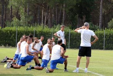 Latina Calcio, si prepara il debutto in casa contro l'Avellino