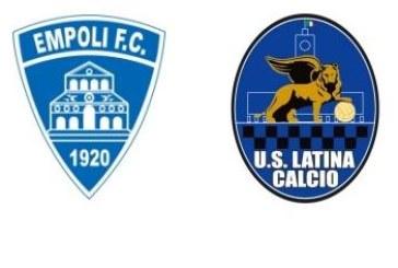 Empoli-Latina 3-1, pontini sconfitti nell'esordio in serie B