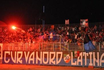 Latina Calcio, festa al Francioni per presentare la squadra