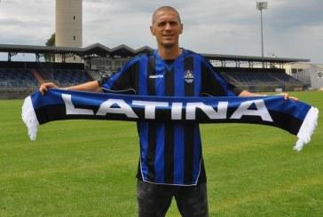 """Video/Calcio, Morrone: """"Il Latina mi ha voluto, ne sono orgoglioso"""""""