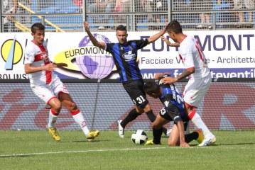 Calcio, Latina-Varese 0-3