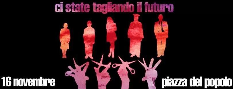 scuola-tagli-latina-manifestazione