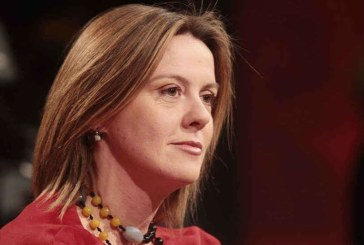 Elezioni, il ministro Beatrice Lorenzin in visita a Latina