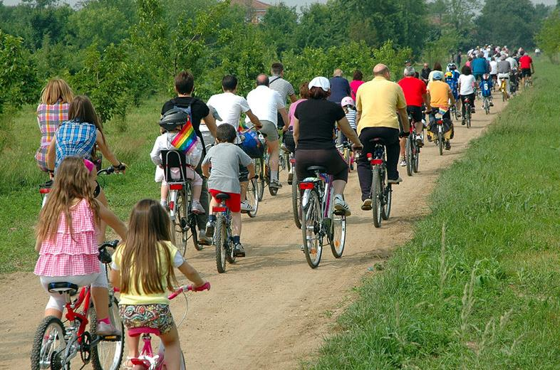 biciclettata-latina