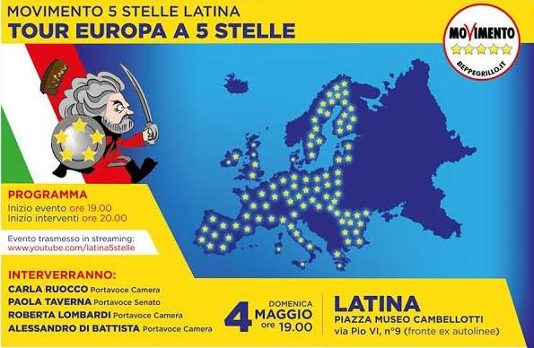 europa-5-stelle-latina