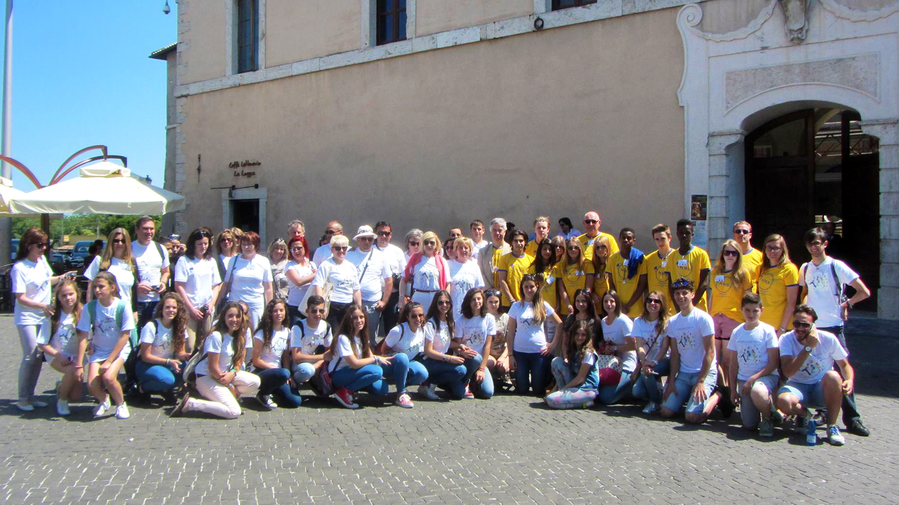Comenius gruppo Cisterna