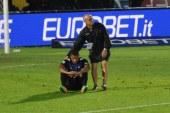 Calcio, Latina 1 – Cesena 2. I nerazzurri mancano l'appuntamento con la A
