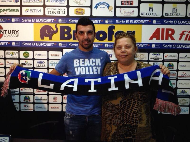 Andrea Rossi con Paola Cavicchi