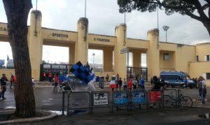 Calcio, strade chiuse per la partita Latina-Benevento