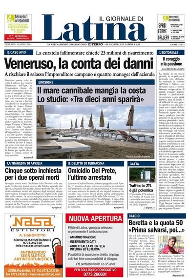 giornale-di-latina-prima-pagina