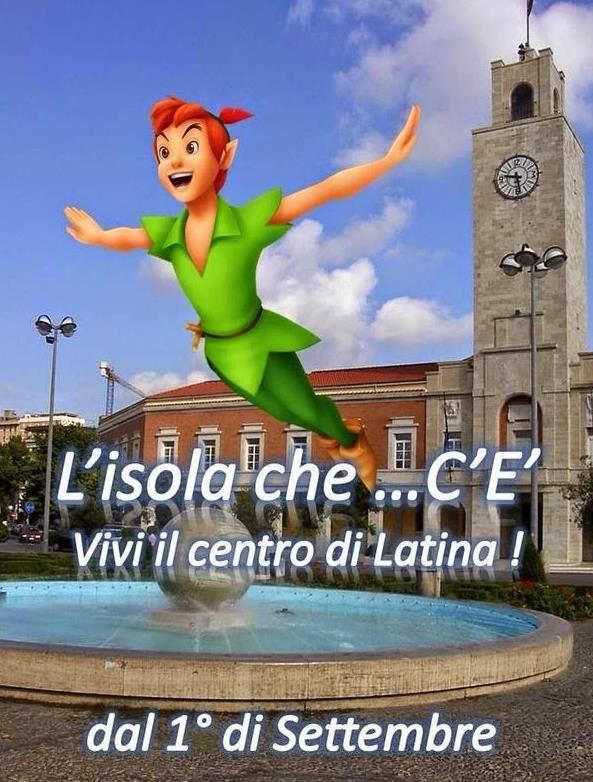 isola-pedonale-latina-peter-pan