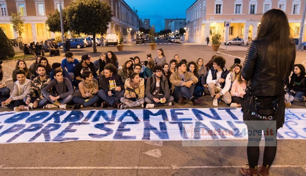 studenti-manifestazione-latina-1