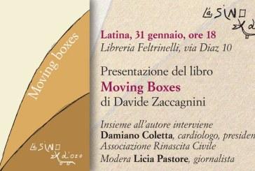 Alla Feltrinelli la presentazione del libro del medico Davide Zaccagnini