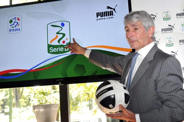 Presentazione del pallone Puma della Lega Serie B