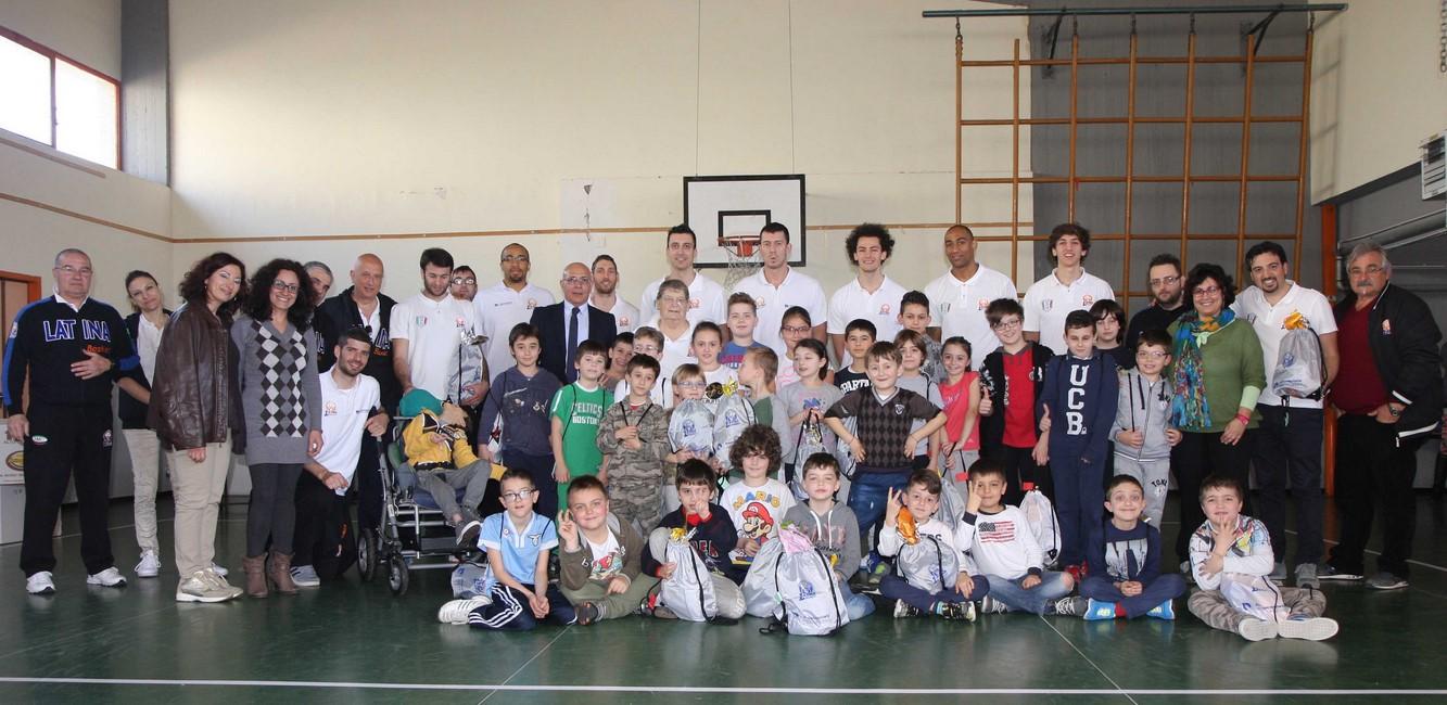 basket-visita-scuola-alunni