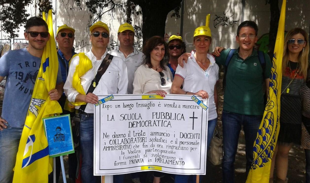insegnanti-latina-manifestazione-roma-2015-1