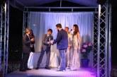 FOTO Latina va in scena, premi e beneficenza a villa Zani