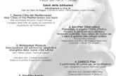 Latina patrimonio dell'Unesco, un forum per la candidatura ufficiale