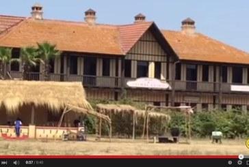 VIDEO Villa Fogliano diventa il set di una serie TV