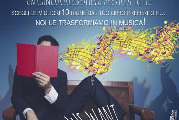 Musica per le tue parole: alla Feltrinelli un concorso per gli amanti della lettura