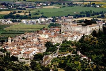 Sermoneta in gara tra i paesi più belli d'Italia su Rai3