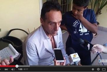 VIDEO Dopo la liberazione parla Roberto Berardi