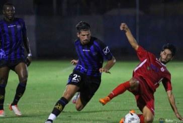 Calcio, Latina pareggia 1-1 al Quinto Ricci contro l'Aprilia