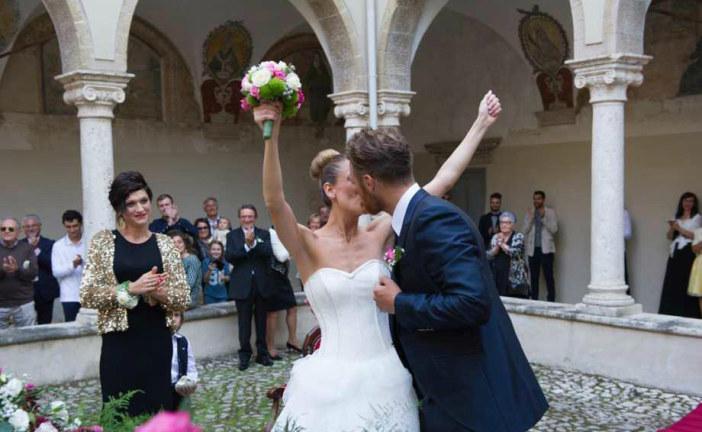 Cori punta tutto sui matrimoni nel chiostro di S. Oliva