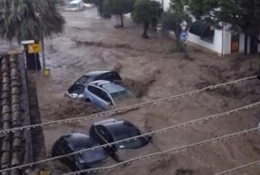 FOTO VIDEO Vigili del fuoco di Latina impegnati nell'alluvione in Calabria