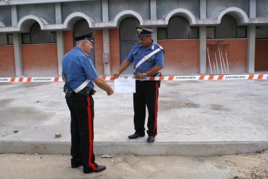 Stadio, dopo il dissequestro riprendono i lavori per l'ampliamento della tribuna